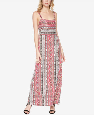 Sanctuary Aiden Printed Maxi Dress $99 thestylecure.com