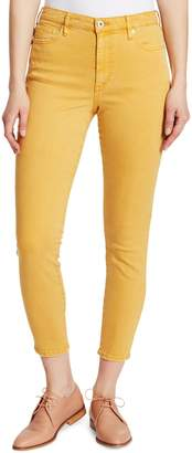 Ella Moss High Rise Skinny Ankle Jeans