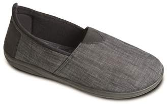 Combi Padders - Black 'Blake' Men's Memory Foam Slippers
