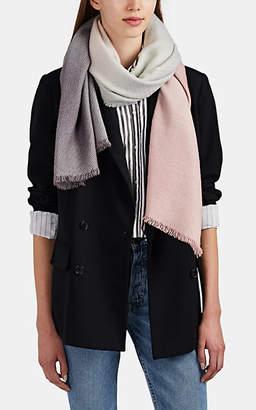 Barneys New York Women's Soleil Shibori Cashmere Stole - Pink