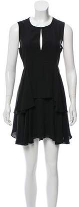 A.L.C. Tiered Sleeveless Dress