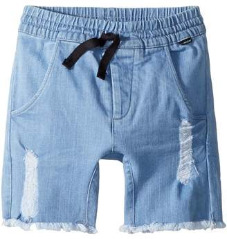 Munster Ripped Up Shorts Boy's Shorts