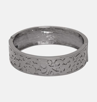 Avenue Filigree Pattern Hinge Bracelet