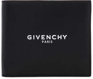 Givenchy Billfold Wallet in Black | FWRD