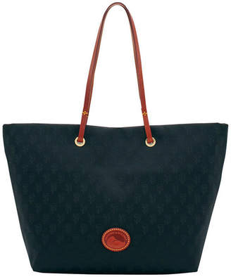 Dooney & Bourke San Francisco Giants Embossed Nylon Addison Tote