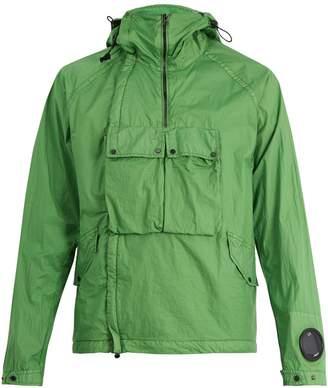 C.P. Company Goggle Nyfoil nylon jacket