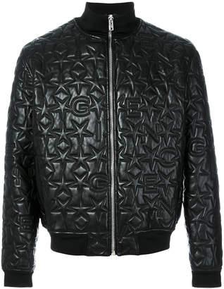 Givenchy star motif jacket