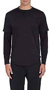 Dyne Men's Roebling Long-Sleeve T-Shirt-Black Size L