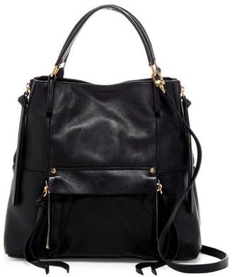 Kooba Everette Leather Satchel $398 thestylecure.com