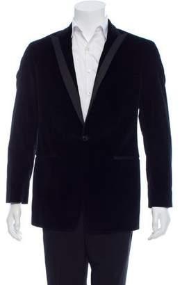 Theory Velvet Tuxedo Jacket