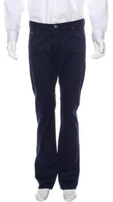 Armani Collezioni J15 Straight-Leg Pants