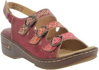 Spring Step L'Artiste by Leather Sandals - Burbandale