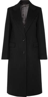 Joseph Magnus Wool-blend Coat - Black