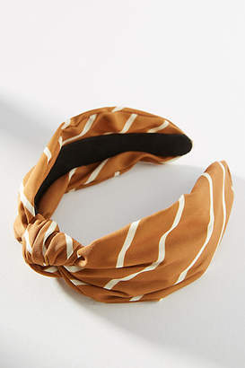Anthropologie Selena Knotted Headband