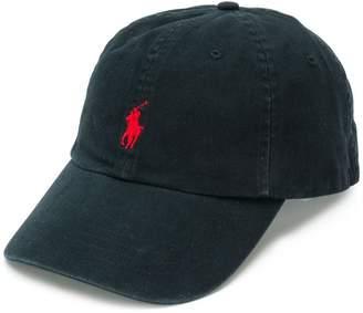 8ff1e375526 Polo Ralph Lauren front logo baseball cap