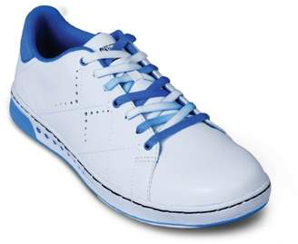 KR Strikeforce Bowling Shoes KR Strikeforce Youth Girls Gem Bowling Shoes- White/Blue 2