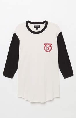 Brixton Native Raglan 3/4 Sleeve T-Shirt