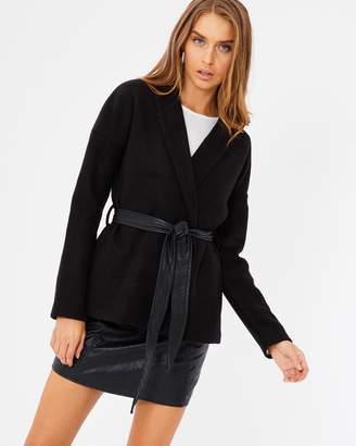 Alys Wrap Coat