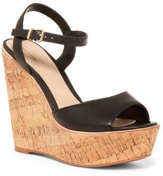 Aldo Aralinna Wedge Sandal $70 thestylecure.com