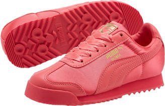 Roma Satin Preschool Sneakers