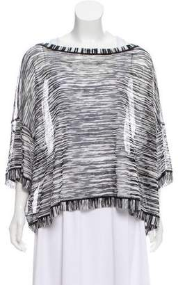 Missoni Mare Knit Oversize Top