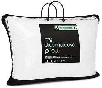 Bloomingdale's My Dreamweave Down Alternative Soft/Medium Density Pillow, Standard - 100% Exclusive