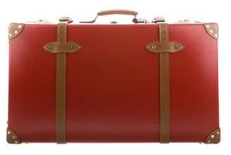 Globe-trotter Bicolor Trolley Suitcase orange Bicolor Trolley Suitcase