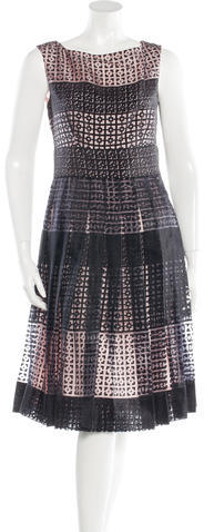 Kate Spade Kate Spade New York Geo Print Dress w/ Tags