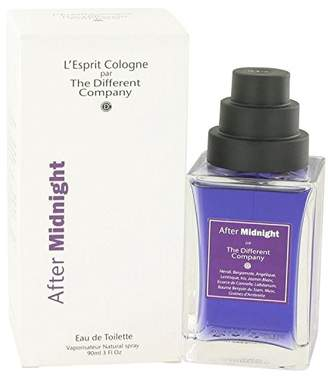 The Different Company After Midnight by Eau De Toilette Spray Unisex 3 oz Women 3 oz
