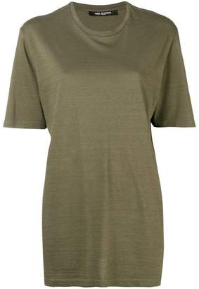 Neil Barrett oversized T-shirt