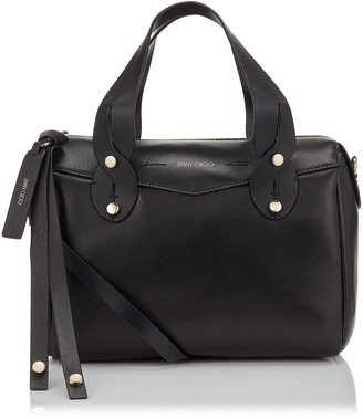 Dolce & Gabbana Pre-owned - Leather bowling bag qq9aUL6P