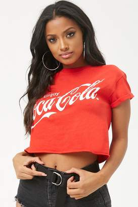 Forever 21 Coca-Cola Graphic Tee