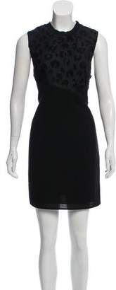 3.1 Phillip Lim Sleeveless Wool Dress