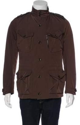 Ralph Lauren Black Label Woven Field Jacket