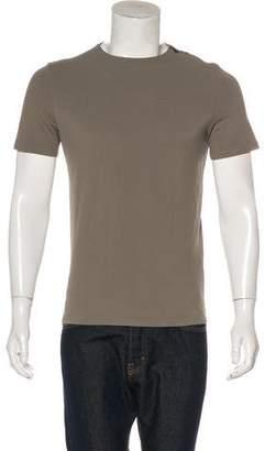 Prada Sport Zipper-Accented T-Shirt