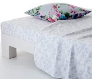 Anne De Solene Jardin D Hiver Cotton Full Queen Flat Sheet