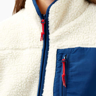 Roots Woodside Sherpa Fleece Jacket