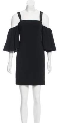 Cinq à Sept Off-The-Shoulder Mini Dress