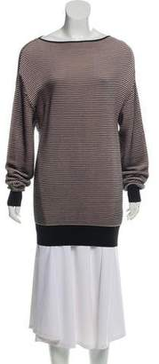 Reiss Textured Colorblock Knit w/ Tags