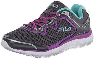 Fila Women's Memory Fresh Start Slip Resistant Work Shoe $29.99 thestylecure.com