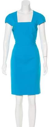 Viktor & Rolf Sleeveless Sheath Dress