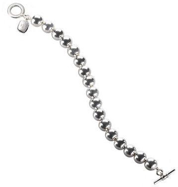 LAUREN RALPH LAUREN 10MM Metal-Bead Bracelet