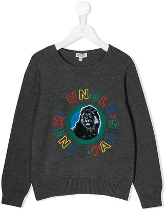 Kenzo jungle sweater