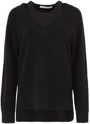 Alexander Wang Double Layer Knit
