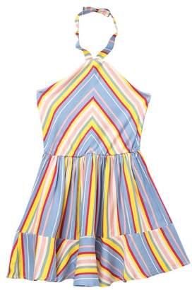 BCBGirls Stripe Cutout Sundress (Big Girls)