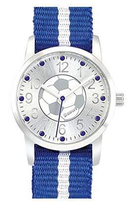 Scout Boys' Analogue Quartz Watch with Nylon Strap 280310001