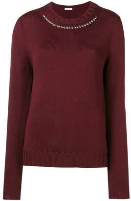 P.A.R.O.S.H. embellished jumper