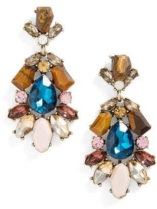 Women's Sole Society Nightlight Statement Earrings $36.95 thestylecure.com