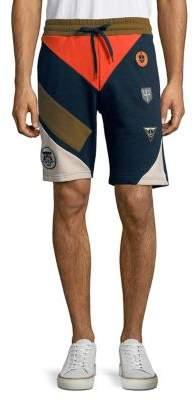 Reason Colorblock Stretch Shorts