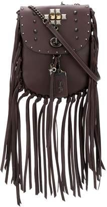 Coach studded crossbody bag